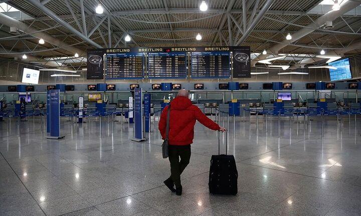 ΥΠΑ: Παράταση των αεροπορικών οδηγιών για πτήσεις εξωτερικού - Τι ισχύει για την καραντίνα