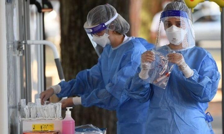 Σαράντα κρούσματα σε γηροκομείο στο Μαρούσι: Είχαν εμβολιαστεί κατά του κορονοϊού