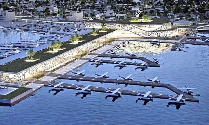 Ξεκίνησε η διαδικασία αδειοδότησης των υδατοδρομίων στα Διαπόντια Νησιά