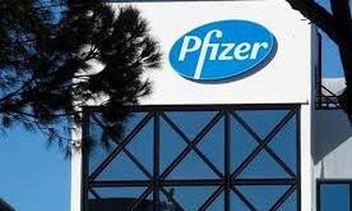 Η Pfizer περιμένει έσοδα τουλάχιστον 15 δισ. δολαρίων από το εμβόλιο