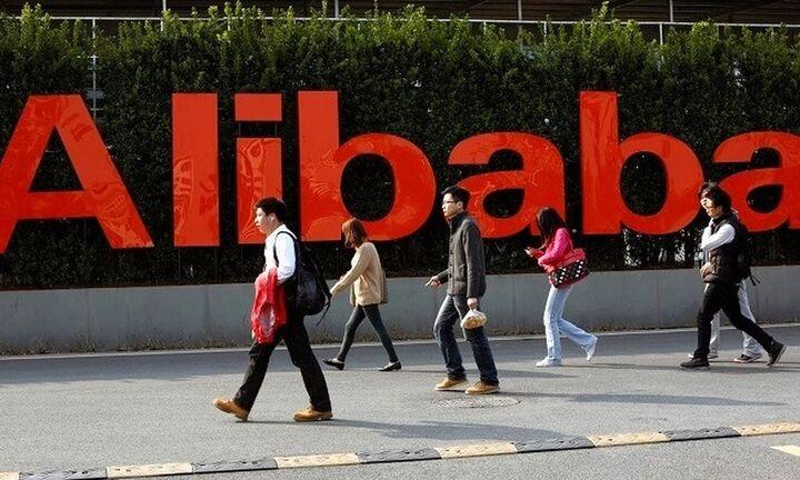 Άλμα 37% κατέγραψαν τα τριμηνιαία έσοδα της Alibaba
