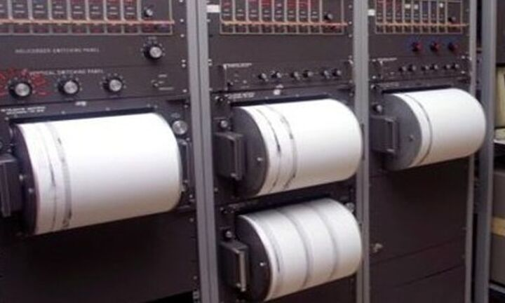 Σεισμός 4,1 Ρίχτερ στον θαλάσσιο χώρο 32 χλμ βορειοανατολικά της Ικαρίας