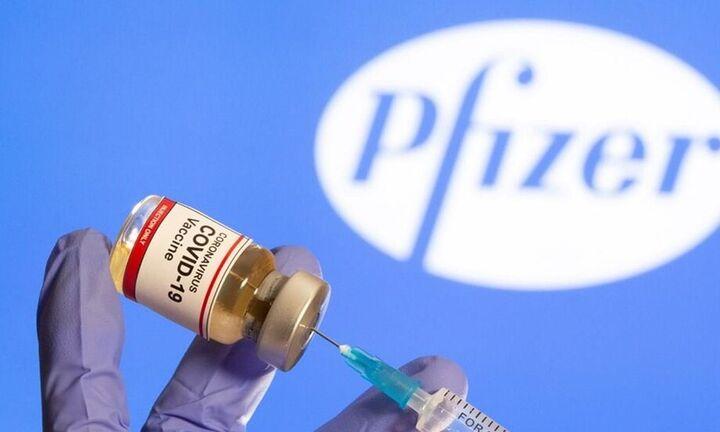 Συμφωνία Pfizer-BioNTech με ΕΕ για επιπλέον 200 εκατ. δόσεις εμβολίου