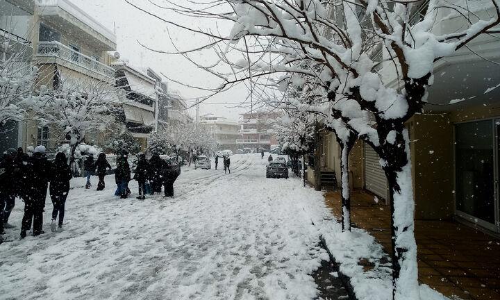 Σε ποιες περιοχές θα σημειωθούν χιονοπτώσεις την Πέμπτη