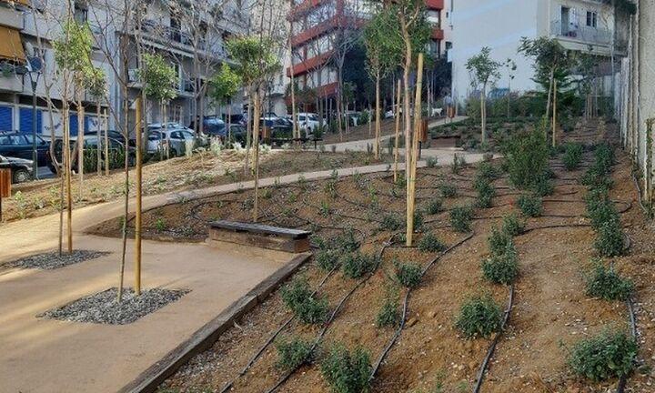 Τρίτο Pocket Park στην Αθήνα, αυτή τη φορά στο Παγκράτι