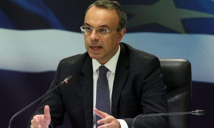 Σταϊκούρας: Στο 1 δισ. ευρώ ο προϋπολογισμός για την Επιστρεπτέα Προκαταβολή 7