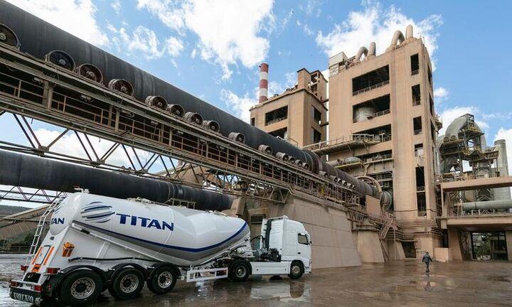 Επένδυση 25 εκατ. του Ομίλου Τιτάν στο εργοστάσιο Καμαρίου