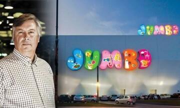 Γιατί ο mr Jumbo πουλάει «κομμάτι» της εταιρείας του – Πόσα θα εισπράξει