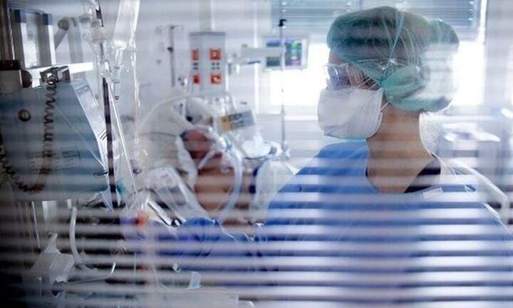 Νέο αρνητικό ρεκό με 645 ασθενείς με κορονοϊό στις ΜΕΘ - 45 νεκροί