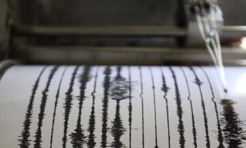 Ισχυρή σεισμική δόνηση κοντά στην Κόνιτσα