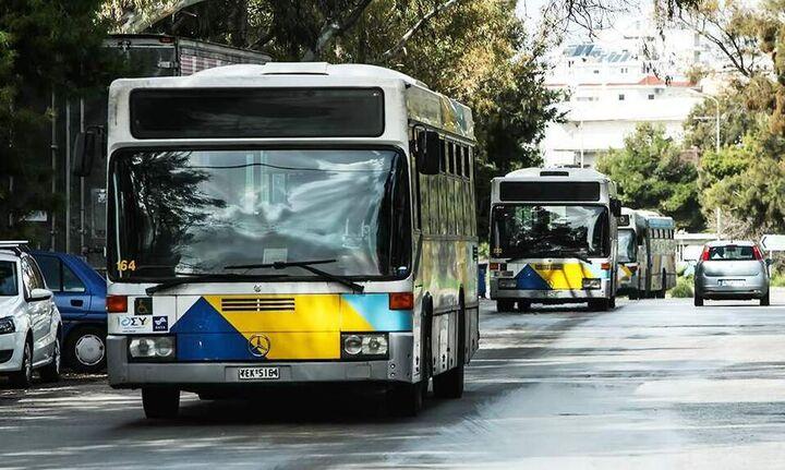 Καραμανλής: Βγαίνουν 300 νέα λεωφορεία στους δρόμους το πρώτο 10ημερο του Απρίλη