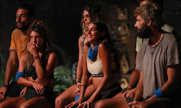Survivor: Επική «μπλε» τριάδα νίκησε τους «Κόκκινους» - Ανατροπή με την αποχώρηση