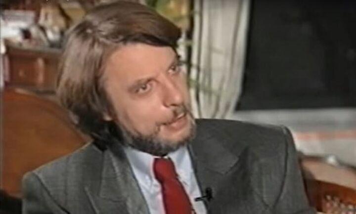 Πέθανε ο δημοσιογράφος Aρης Σκιαδόπουλος από κορονοϊό