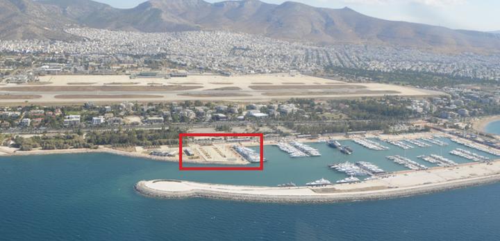 Εγκρίθηκε  το πρώτο κτίριο στο Ελληνικό - Hellinikon Sales Center