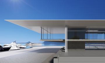 """Ελληνικό: Αυτό είναι το πρώτο """"αόρατο"""" κτήριο που θα χτιστεί (φωτο)"""