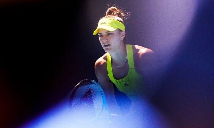 Μαρία Σάκκαρη: Υπέταξε με 2-0 σετ τη Ρωσίδα Σαμσόνοβα και προκρίθηκε στις «16» του Miami Open