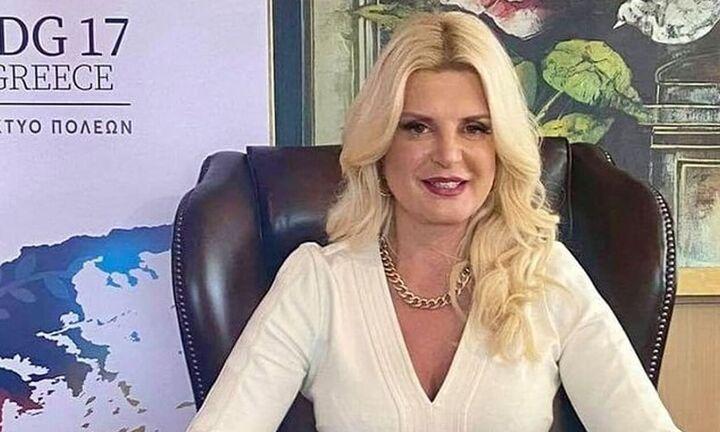 Μαρίνα Πατούλη: Πήρε εξιτήριο από το νοσοκομείο - Τι είπε για την επόμενη ημέρα