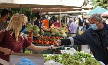 Λαϊκές αγορές: Τι προβλέπει το νομοσχέδιο του υπουργείου Ανάπτυξης