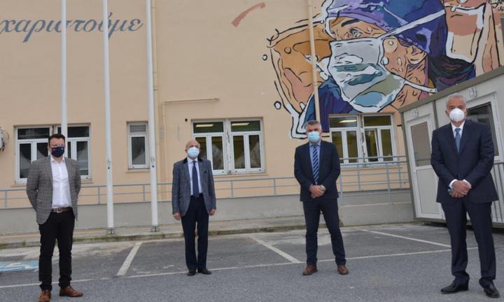 ΕΛΠΕ: Στήριξη στο ΕΣΥ και στα νοσοκομεία της Θεσσαλονίκης