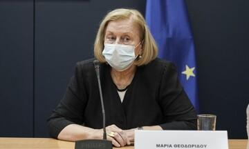 Μ.Θεοδωρίδου: Περιστατικά θρομβώσεων με το εμβόλιο της AstraZeneca