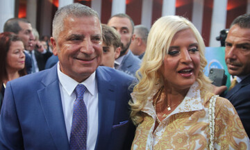 """Χείμαρρος ο Καρατζαφέρης σε Πατούλη: """"Φίλε Γιώργο, με την Μαρίνα κέρδιζες, δεν έχανες…"""" - Bίντεο"""
