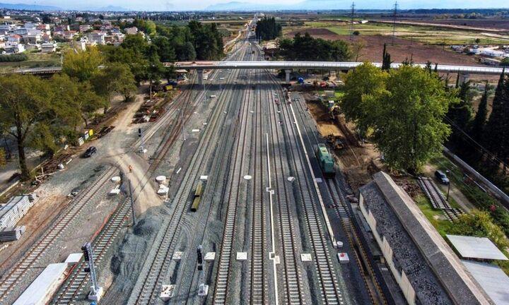 ΕΡΓΟΣΕ: Στην τελική ευθεία η αναβάθμιση του σιδηροδρομικού άξονα Αθήνα - Θεσαλλονίκη - Προμαχώνας