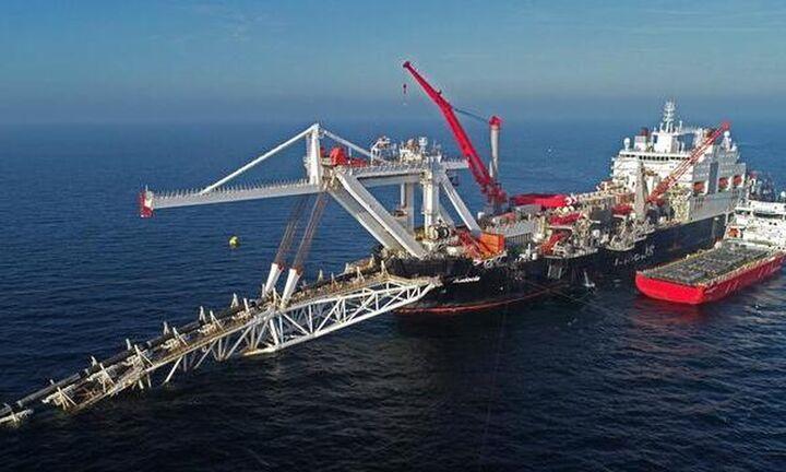 Nord Stream-2: Αυξημένη δραστηριότητα πολεμικών πλοίων και αεροσκαφών στην περιοχή του αγωγού