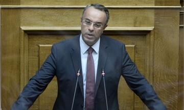 Χρ. Σταϊκούρας: Το ΤΧΣ έχει διοικητική και οικονομική αυτοτέλεια