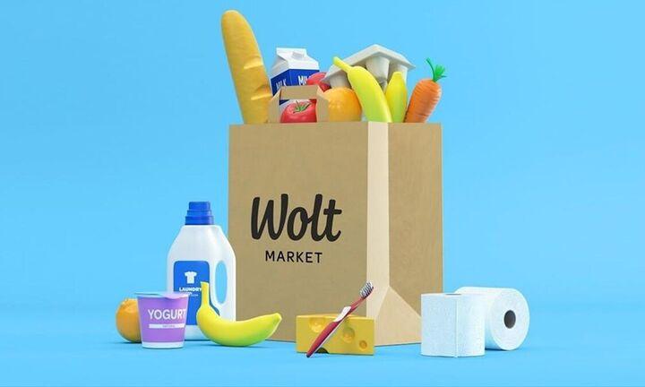 Πρεμιέρα για το Wolt Market στην Ελλάδα
