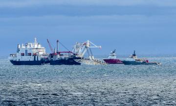 Ρωσία: Να τηρηθούν οι κανόνες ναυσιπλοϊας στην περιοχή του Nord Stream-2