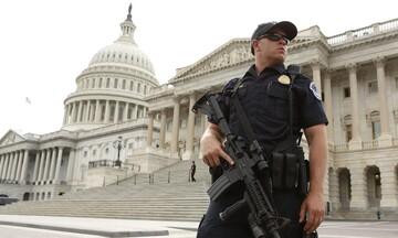 ΗΠΑ: Συναγερμός στο Καπιτώλιο - Αναφορές για πυροβολισμούς