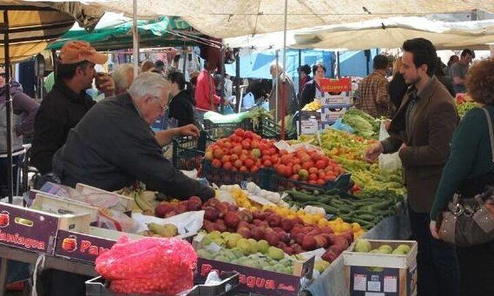 Λαϊκές Αγορές: Θα λειτουργήσουν κανονικά την Τετάρτη 7 Απριλίου