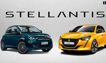 Stellantis: Στόχος ο τριπλασιασμός των πωλήσεων ηλεκτρικών οχημάτων παγκοσμίως το 2021