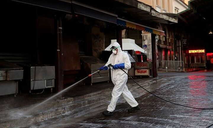 Κορωνοϊός: Σε υψηλά επίπεδα το ιικό φορτίο στα λύματα της Αττικής