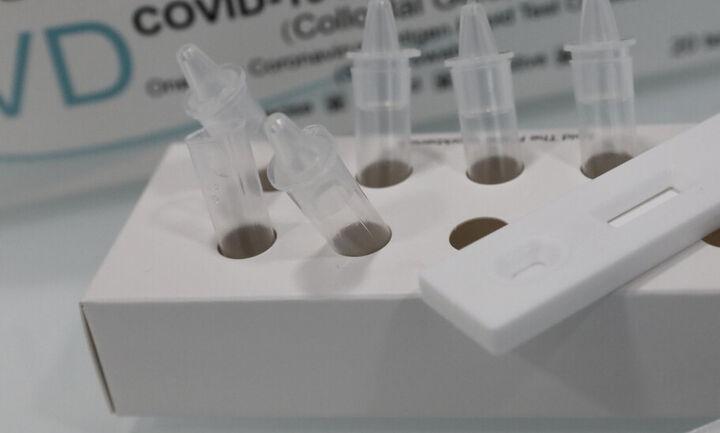 Self tests: Ανοίγει η πλατφόρμα - Προβλήματα στα φαρμακεία, αντί για kits αυτόνομα, έφτασαν «χύμα»