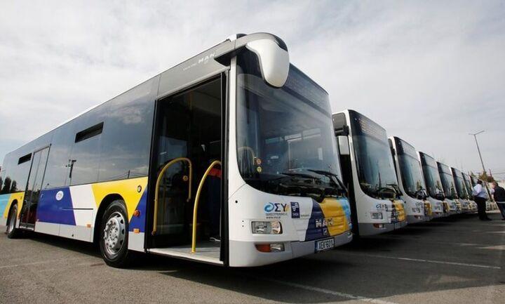 Κ. Καραμανλής: Tην Παρασκευή βγαίνουν στους δρόμουςτα πρώτα 40 λεωφορεία με leasing