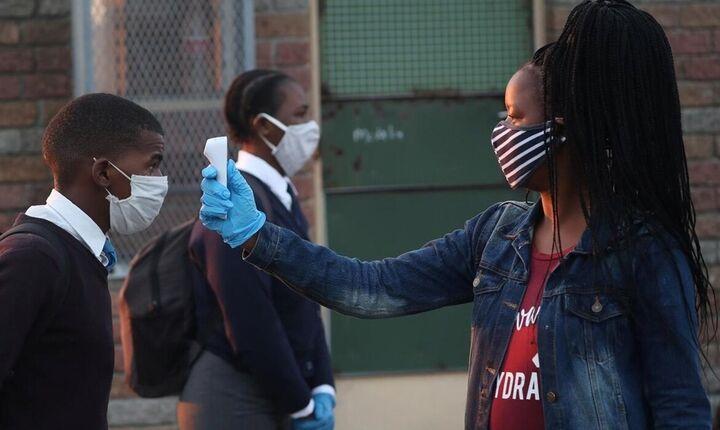 Αφρική: Εντοπίσθηκε νέα παραλλαγή του κορωνοϊού με 34 μεταλλάξεις