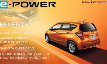 Ιαπωνία:Έσπασαν το «φράγμα» των 500.000 οι πωλήσεις ηλεκτρικών οχημάτων e-POWER