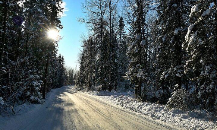 Χιόνι σε πολλές περιοχές της Δυτικής Μακεδονίας