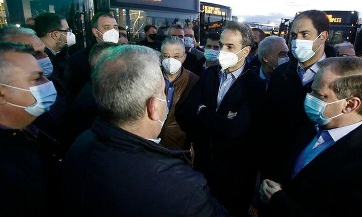 Τα πρώτα 40 λεωφορεία με leasing στους δρόμους της Αθήνας