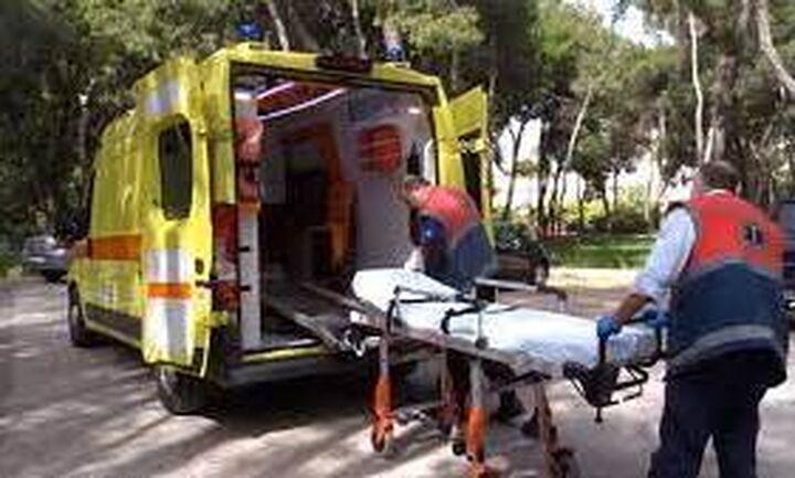Bουτιά θανάτου από άνδρα που έπεσε από μεγάλο ύψος στο κενό στη Μεσογείων