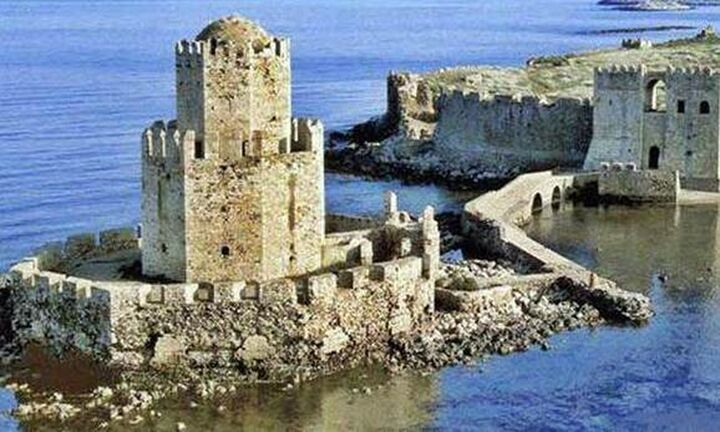 Πολιτισμός: Συμβάσεις για την αποκατάσταση του Κάστρου Μεθώνης και το ΔΗΠΕΘΕ Καλαμάτα