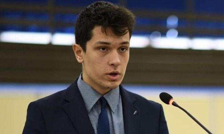 Κωνσταντίνος Μαρκόπουλος: Ο Έλληνας μαθητής που έγινε δεκτός στο Yale με υποτροφία 97%