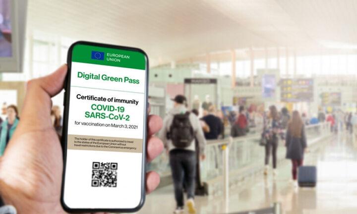 Αυστρία: Συμφωνία με Ελλάδα και ακόμα 11 χώρες της ΕΕ, για το «πράσινο διαβατήριο»