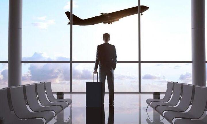 Επιχειρηματίες: 4 στους 10 Θα μειώσουν τα αεροπορικά ταξίδια στη μετά-Covid εποχή