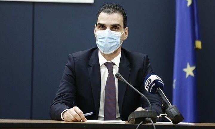 Θεμιστοκλέους: Τον Μάιο ανοίγει η πλατφόρμα εμβολιασμών για 40αρηδες