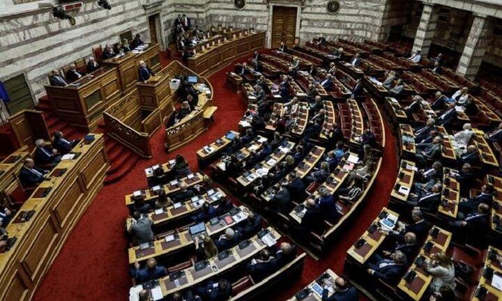 Βουλή: Πλειοψηφία για το ν/σ απλούστευσης διαδικασιών οικονομικών δραστηριοτήτων