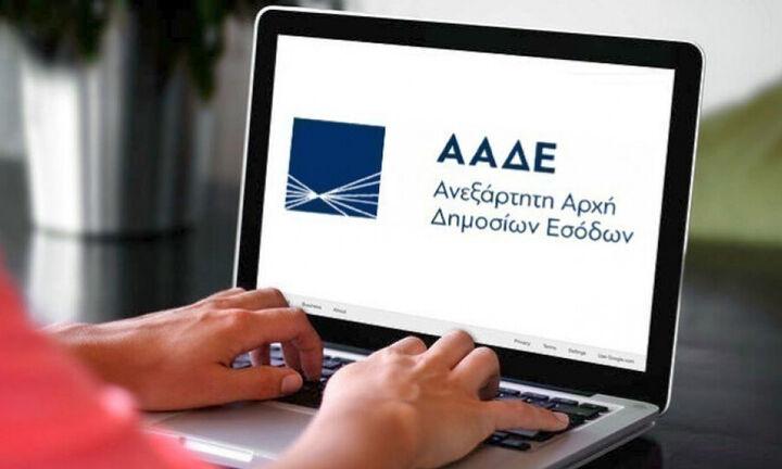 Γ.Πιτσιλής:Αυτές είναι οι 81 ψηφιακές υπηρεσίες της ΑΑΔΕ για τους φορολογούμενους