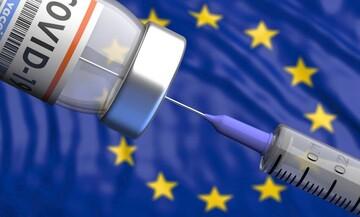 Ε.Ε: Πάνω από 100 εκατομμύρια δόσεις εμβολίων κατά της Covid