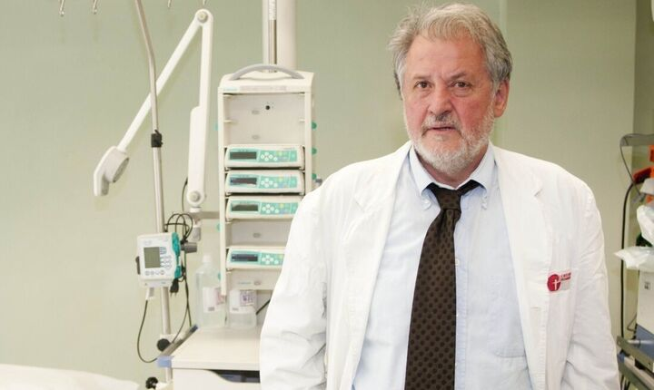 Καπραβέλος: Δεν έχουμε πού να βάλουμε ασθενείς, το Πάσχα μπορεί να φέρει έκρηξη κρουσμάτων